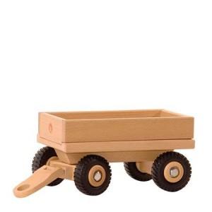 Traktor Anhänger aus Holz