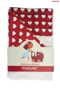 Moover Toys Puppenwagen Bettwäsche