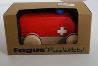 Fagus Krankenwagen Puzzle Mobil