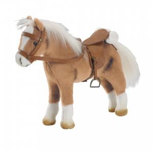Plüsch Pferd Haflinger