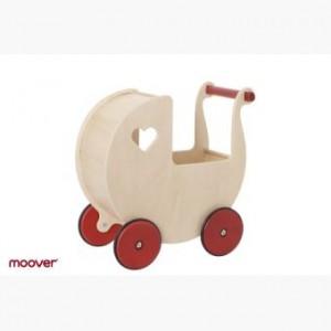 Moover Puppenwagen natur