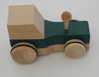 Fagus Traktor aus Holz